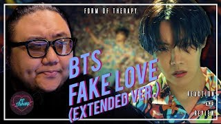 """Producer Reacts To BTS """"Fake Love (Extended Ver.)"""""""