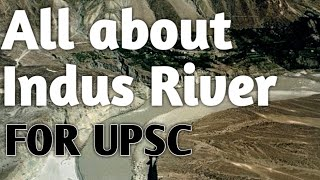 INDUS RIVER System | Lecture 15