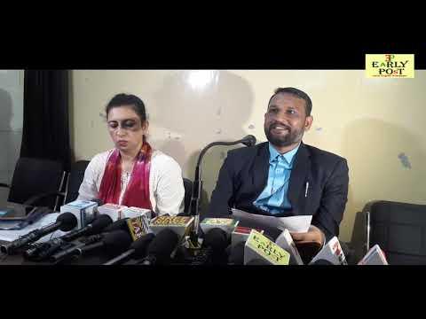 Top Gujrati Industlist,Mr. BHAVESH SUTARIYA (MD) ATMIYA FIELDCON PVT. LTD held a press conference