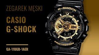Zegarek G-Shock GA-110GB-1AER | Zegarownia.pl