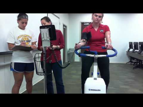 YMCA Submaximal bike testing