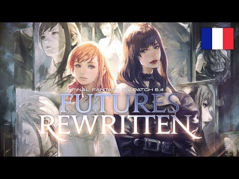 Mise à jour 5.4 : Futures Rewritten de Final Fantasy XIV: Shadowbringers