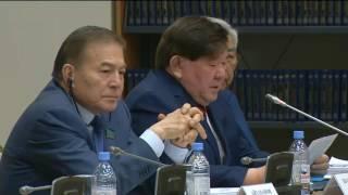 Мухтар Шахановтын 28 мамырда жер туралы комиссиянын 3-ши отырысында сойлеген сози