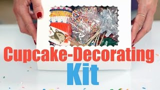 DIY Cupcake Decorating Kit | DIY Food Gifts
