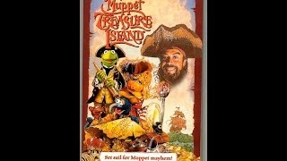 Digitized Opening To The Muppet Treasure Island Video (1996 VHS UK)