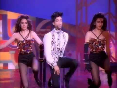 Prince & The New Power Generation - Cream (Extended Version) (Official Music Video)