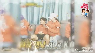SpartAce Couple Sweet Moments Part 13 | RunningMan Hwaiting