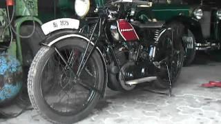 Zundapp Z200 1928-1931 oldtimer motorrad (vintage motorcycle)