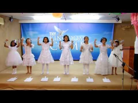 Kingdom kids welcome song - Kingdom Kids North Bay - Video