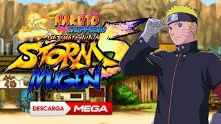 how to download naruto mugen storm 5 - Free video search site