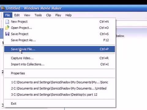uploading to youtube from windows vista windows movie