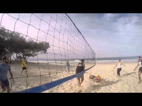 Gold Coast: Beach Volleyball
