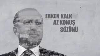 Recep Tayyip Erdoğan'ın gençlere şiiri