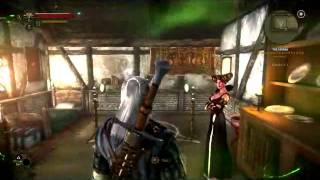 The Witcher 2 Assassin of kings The Kayran Quest video Guide