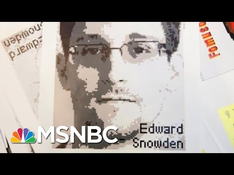 Snowden: The Government Can Hack Your iPhone Like A Criminal To Track You | The 11th Hour | MSNBC