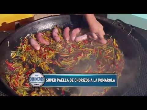 Lechón, chorizos, pechito, vacío y donuts con Los del Fuego Parte 2