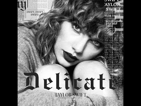 Taylor Swift - Delicate Ringtone With Lyrics