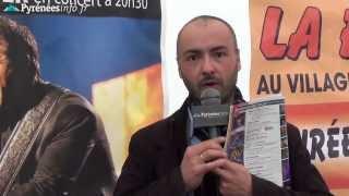 preview picture of video '[H'Py Tv] Pyrénéesinfo aux Petits As 01 (16 janvier 2014)'