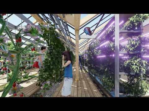 Guallart Architects wint post-covid-wedstrijd voor woningen in China voor de nieuwe stad Xiong'an