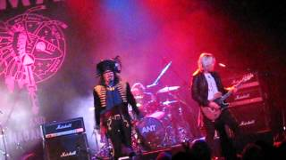 Adam Ant - KICK Oct 5, 2012
