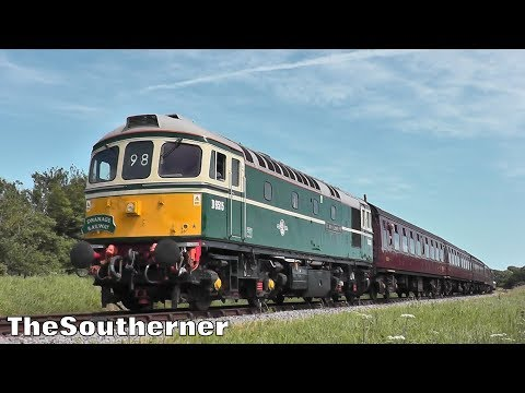 A visit to the Swanage Railway 15th June 2017