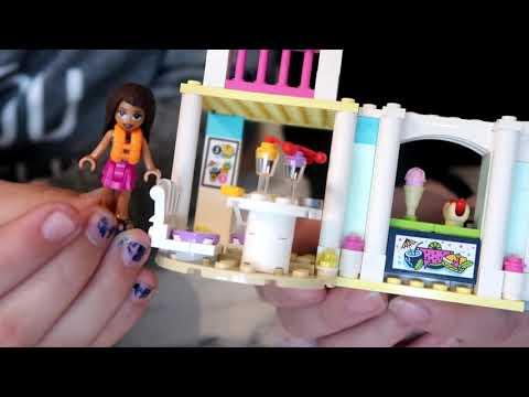 Lego 41347 Friends Heartlake City Resort Hotel Building Set Smyths
