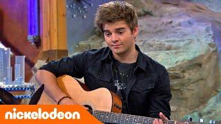 Грозная семейка | Макс поёт доктору Колоссо 🎸 | Nickelodeon Россия