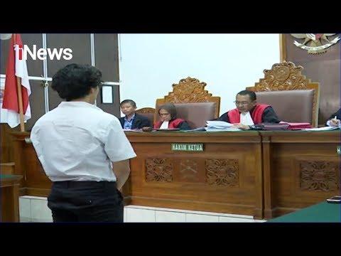 Jefri Nichol Divonis 7 Bulan Rehabilitasi di RSKO Cibubur - iNews Malam 11/11