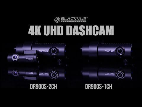 BlackVue DR900S 4K UHD Cloud Dash Camera Promo
