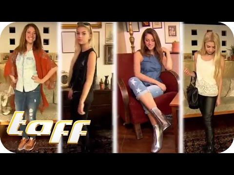 TOP oder FLOP? So kombiniert ihr JEANS und LEDER richtig! | taff | ProSieben