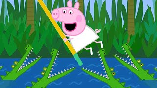 Peppa Pig Official Channel | Peppa Pig and Super Hero Pedro!