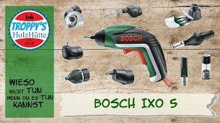 Bosch IXO 5 brauchbar oder nicht??? ...WerkzeugTest...