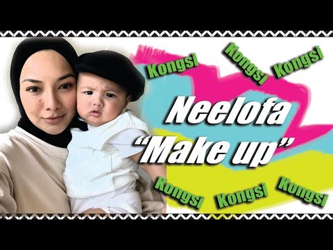 Neelofa Makeup Looks