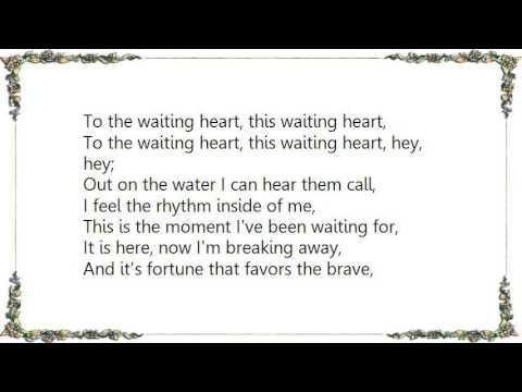 Chris de Burgh - This Waiting Heart Lyrics