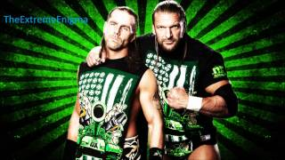 "D-Generation X 5th WWE Theme Song ""The Kings"""