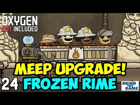 NEW Meep's Mandatory Recreation Pack on RIME #23 - Oxygen Not Included [4k]