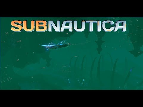 Subnautica - GHOST LEVIATHAN ATTACKED BY WAVE OF TAMED SEA