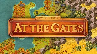 Jon Shafer's At the Gates - The Rise and Fall of Civilization