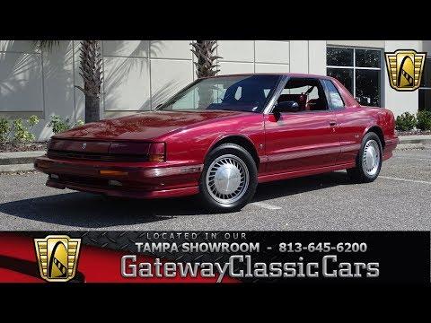 1990 Oldsmobile Toronado - Stock #1335-TPA