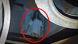 12 Пугающих и Страшных Видео, Которые Вас Напугают Попробуй Не Испугаться