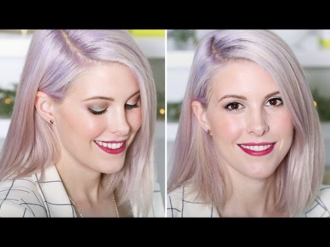 Fall Makeup Tutorial: Bold Brows and Berry Lips