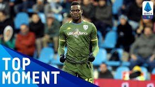 Balotelli Scores The Winner for Brescia | Spal 0-1 Brescia | Top Moment | Serie A TIM