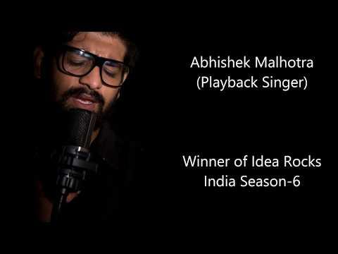 Showreel Of Abhishek Malhotra