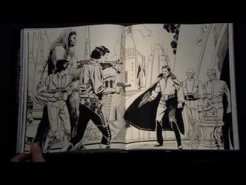 Star Wars Art Comics Are Simply Gorgeous