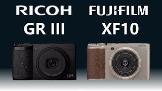 ricoh gr iii vs fuji xf10 - Thủ thuật máy tính - Chia sẽ kinh nghiệm