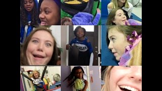 VLOG | CHEER PICTURES & APPLE FEST!