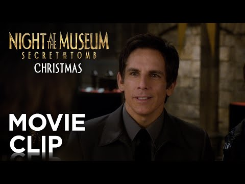 Night at the Museum: Secret of the Tomb (Clip 'The Gift')