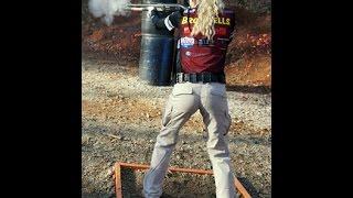 Janna Reeves shooting Remington Versamax Shotgun Championship #2