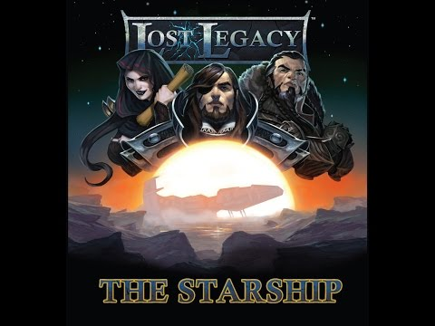 Calvin's Got Game: Lost Legacy The Starship