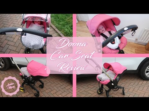 DOONA Infant Car Seat Review | New Baby Essential | Car Seat & Stroller